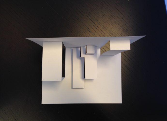 pop up volume papier