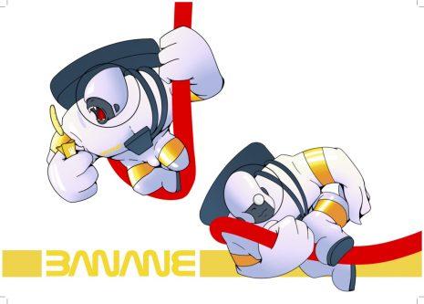 gorille funambule