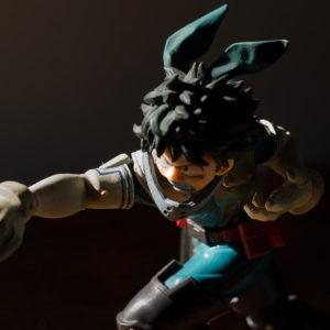 figurine manga anime deku my hero academia