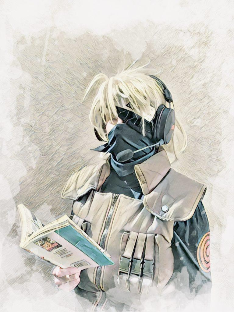 kakashi podcast manga cosplay