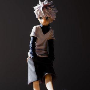 figurine manga anime hunterxhunter kirua