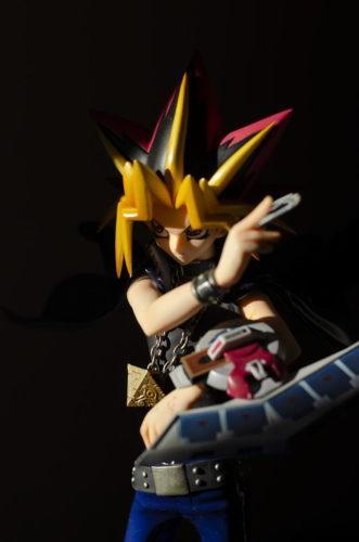 figurine manga anime yu-gi-oh